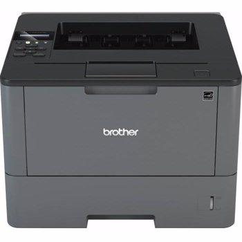 Imprimanta Laser Monocrom Brother HL-L5200DW Duplex Wireless A4 hll5200dwyj1