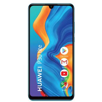 Huawei P30 Lite 6.15inch Dual SIM 4G Octa Core 64GB white