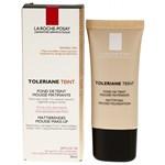 Fond de ten spuma La Roche Posay Toleriane cu efect matifiant SPF20, 30ml, 04 Beige Dore