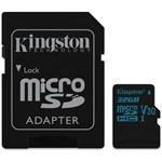 KINGSTON Card Micro SDHC 32GB, CLASS 10 UHS-I, adaptor SD inclus