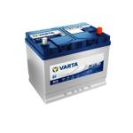 Baterie auto Varta Blue dynamic EFB 12 V 72 Ah 572501076D842 572501076D842
