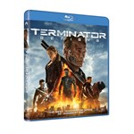 Terminator Genisys DVD