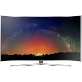 Televizor curbat, Smart LED 3D, Samsung 48JS9000 121 cm, Ultra HD 4K