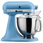 Mixer cu bol Artisan Elegance 5KSM175PSEVB, 4,8 L, Vintage Blue, 300W, KitchenAid