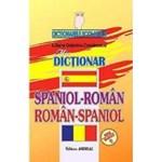 Mic dictionar spaniol-roman roman-spaniol - Liliana Gabriela Comanescu 978-606-8271-64-4