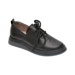 Pantofi FLAVIA PASSINI negri, 159898, din piele naturala