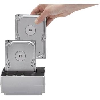 HDD Rack Freecom Controler de stocare extern HardDrive Dock Duplicator