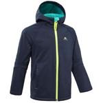 Jachetă softshell drumeție Albastru Copii QUECHUA