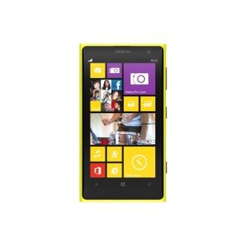 Telefon mobil Nokia 1020 Lumia - galben