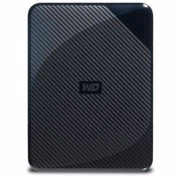 "EHDD 2TB WD 2.5"" GAMING DRIVE PS4 BK"