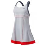 Incaltaminte Femei New Balance Women\'s Printed Tournament Dress Grey