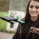 Drona de buzunar RED5 Selfie FX-179, GPS, cam. HD, 30M
