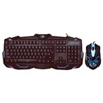Kit tastatura si mouse gaming MARVO KM400