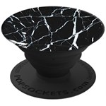 Suport stand Popsockets PopGrip, Black Marble
