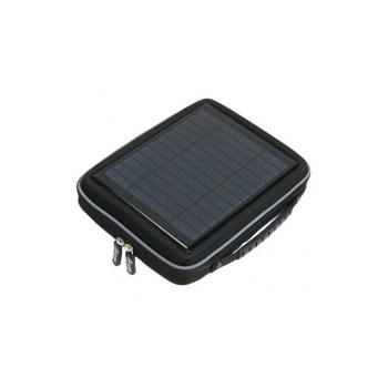 """A-solar AB-400 Power Case - geanta cu alimentator solar si baterie de 5000mAh - pt tablete 10"""""""