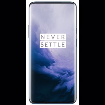 "Telefon Mobil OnePlus 7 Pro, Procesor Octa-Core Snapdragon 855, Fluid AMOLED Touchscreen Capacitiv 6.67"", 8GB RAM, 256GB Flash, Camera Tripla 48+16+8MP, Wi-Fi, 4G, Dual Sim, Android (Albastru)"