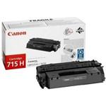 Toner Canon CRG715H, black, capacitate 7000 pagini