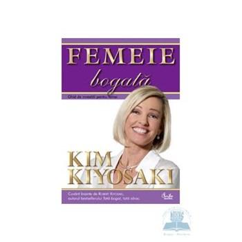 Femeie bogata - Kim Kiyosaki