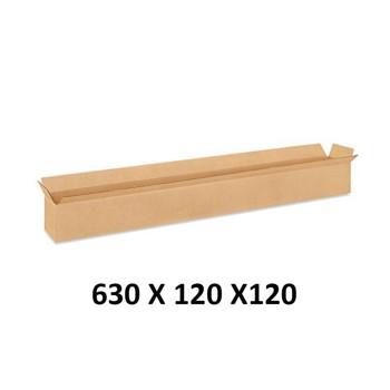 Cutie carton 630X120X120, natur, 5 straturi CO5, 690 g/mp