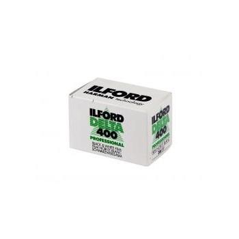 Ilford Delta 400 Professional - film alb-negru negativ ingust (ISO 400, 135-36)