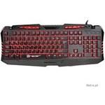 Tastatura Tastatura Keyboard gaming TRACER HellWay TRAKLA44969 , negru