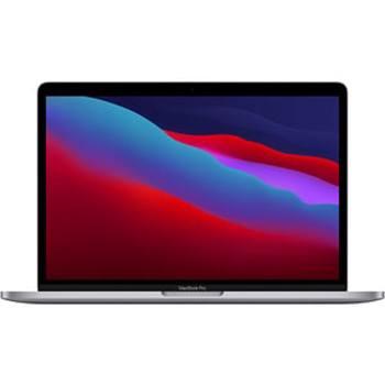 Laptop Apple MacBook Pro 13 Touch Bar, Apple M1, 8GB, SSD 256GB, Apple M1 GPU, macOS Big Sur, INT KB, Space Gray