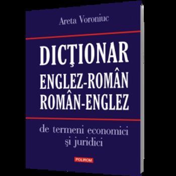 Dictionar englez-roman/roman-englez de termeni economici si juridici
