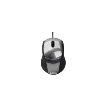 Mouse A4Tech N-100-1 V-track Padless USB Carbon