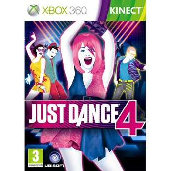 Joc Just Dance 4 Classics 2 pentru Xbox 360