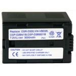 Acumulator Power3000 tip CGR-D320 CGR-D28 pentru Panasonic 3000m 100848