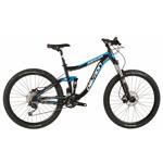 Bicicleta Mtb Devron Zerga Fs6.7 L Negru Albastru 27.5 inch