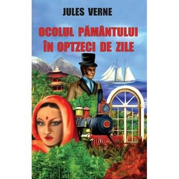 Ocolul pamintului in optzeci de zile - Jules Verne