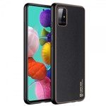 Husa Premium Duxducis Yolo Pentru Samsung Galaxy A51, Negru