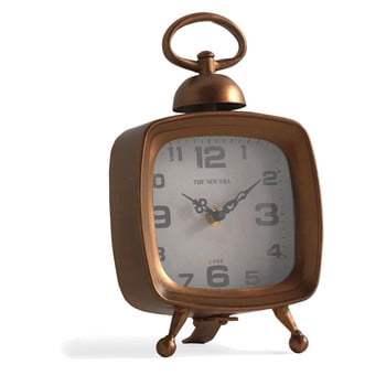 Ceas de masă Geese Old, arămiu