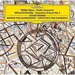 Glass - Violin Concerto / Schnittke: Concerto Grosso - Vinyl