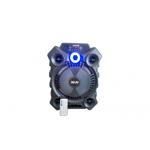 Boxa audio portabila ZQS-8105/8103, bluetooth, usb, slot card, aux, intrare microfon, telecomanda, curea de umar