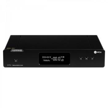 Convertor Digital/Analog (DAC) TOPPING D70S MQA Black