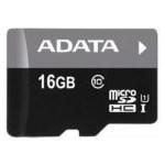 Card ADATA Micro SDHC Premier 16GB UHS-I U1 Clasa 10 AUSDH16GUICL10-R