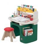 Masuta birou pentru copii Art Master Activity Desk - Step 2