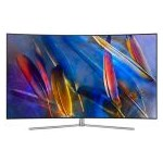 Samsung QE65Q7CAM, SMART TV QLED curbat, Ultra HD 4K, 163 cm