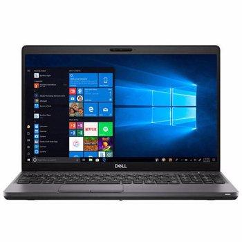 Laptop Dell Latitude 5500 15.6 inch FHD Intel Core i7-8665U 16GB DDR4 512GB SSD FPR Backlit KB Windows 10 Pro 3Yr BOS