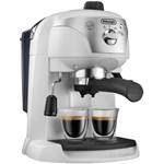 Espressor manual De'Longhi EC221.B, Dispozitiv spumare, Sistem cappuccino, 15 Bar, 1 l, Oprire automata
