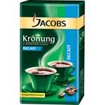 Cafea macinata JACOBS Kronung Decofeinizata 4032050, 250gr