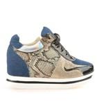 Sneakers Dama Beatriz Albastri