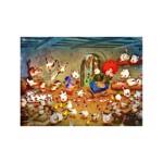 Puzzle Grafika Kids - Francois Ruyer: Crazy Chicken Coop, 300 piese (Grafika-Kids-02118)