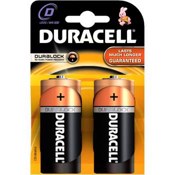 Baterie Duracell Basic D