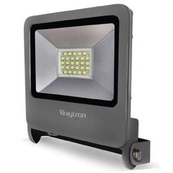 Proiector cu LED 10W SMD 90LMW 3000K IP65 Gri br-bt61-01002