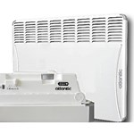 Convector electric Atlantic F117-25 2500W, termostat electronic, mod economic, protectie la supraincalzire