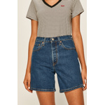 Levi's - Pantaloni scurti jeans 501