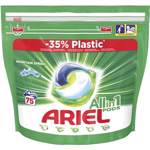 Detergent capsule ARIEL All in One PODS Mountain Spring, 75 spalari